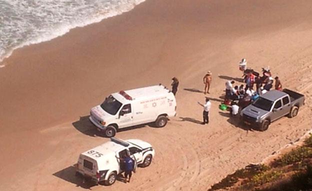 """תייר טבע למוות. אילוסטרציה (צילום: סוכנות הידיעות """"חדשות 24"""")"""