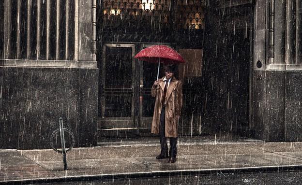הצילומים של דין ווסט (צילום: דין ווסט / dailymail.co.uk)