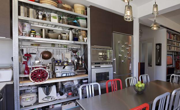 גלית, מטבח טלוויזיה (צילום: רינת שניידובר)