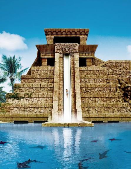 מקדש מגלשה