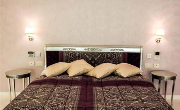 הבית היקר בישראל, חדר שינה (צילום: באדיבות אלון דנין, משרד גלי תכלת)