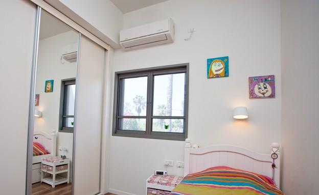אייר שפירא, חדר ילדה ארון (צילום: גיא שרייבר)