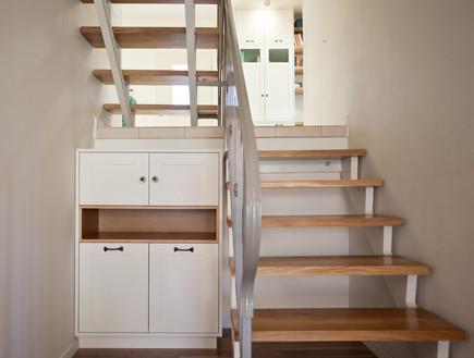 אייר שפירא, מדרגות