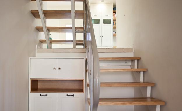 אייר שפירא, מדרגות (צילום: גיא שרייבר)
