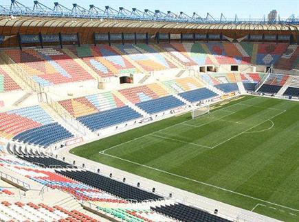 לא יהיה מוכן בזמן. אצטדיון טדי (צילום: אתר ההתאחדות) (צילום: ספורט 5)