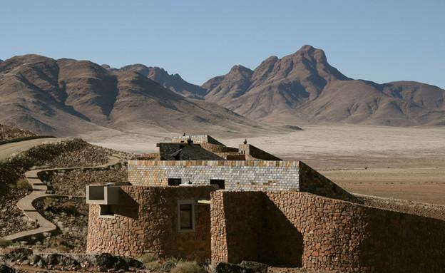 מדבר סוסובלי, מלונות מבודדים, קרדיט namibia-tours- (צילום: namibia-tours-safaris.com)