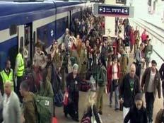 80 רכבות יבוטלו? ארכיון (צילום: חדשות 2)