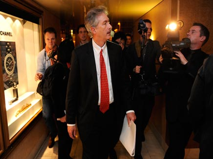תת מזכיר המדינה עוזב בלי הישג (צילום: רויטרס)