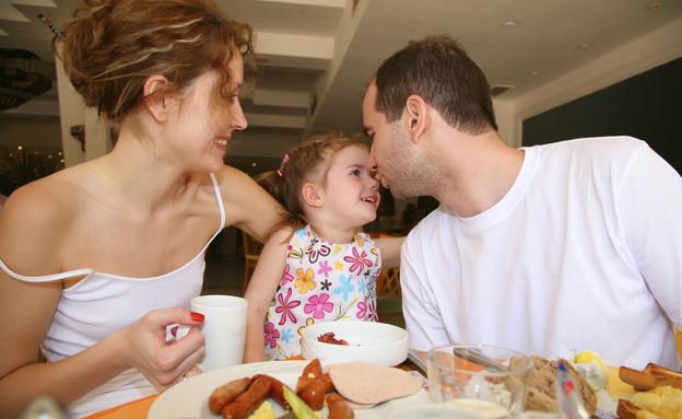 אבא, אמא תינוק בחופש (צילום: Thinkstock, getty images)