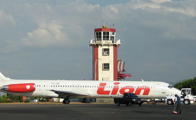 מטוס של ליאון אייר (צילום: ויקיפדיה)