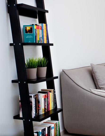 אייר שפירא, סלון ספה (צילום: גיא שרייבר)