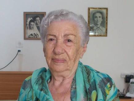 גניה שוורצברט, מתמודדת על התואר מלכת היופי של ניצולות השואה