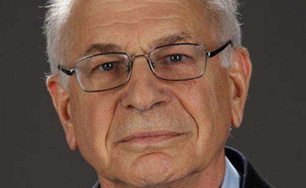 """העיטור הגבוה בארה""""ב, פרופ' כהנמן (צילום: הגארדיאן)"""
