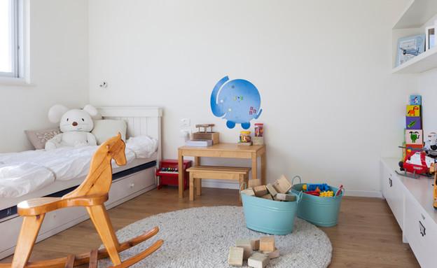 קרית אונו, חדר ילדים (צילום: שי אפשטיין)