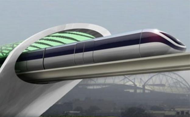 Hyperloop של אלון מאסק