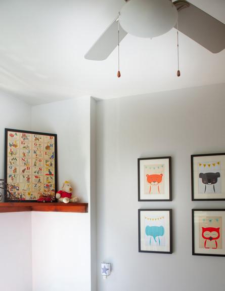 דירות סטודנטים, חדר תינוק ילד ג'ין מרמרי גובה, צי (צילום: שרון ברקת)
