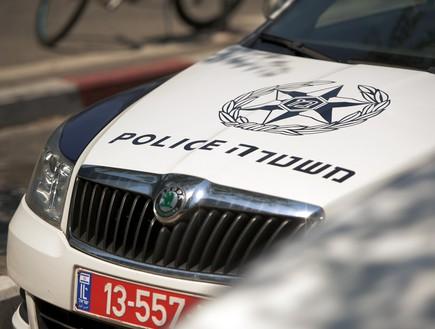 מכוניות משטרה