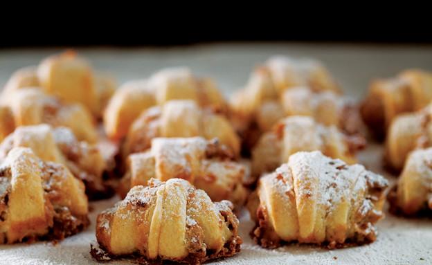 רוגעלך במלית אגוזים לימונית (צילום: דניאל לילה, אוכל טוב)