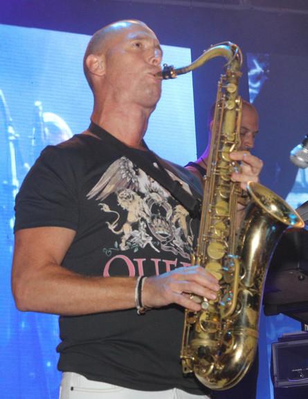שי מאירי, בהופעה של שלמה ארצי באשדוד