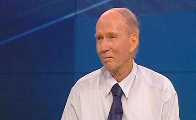 דוד קליין, נגיד בנק ישראל לשעבר (צילום: חדשות 2)