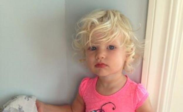 הבת של ג'סיקה סימפסון (צילום: מתוך הטוויטר של ג'סיקה סימפסון)