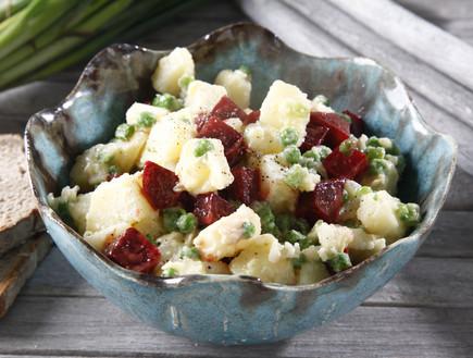 סלט תפוחי אדמה בריא (צילום: אפיק גבאי, אוכל טוב)