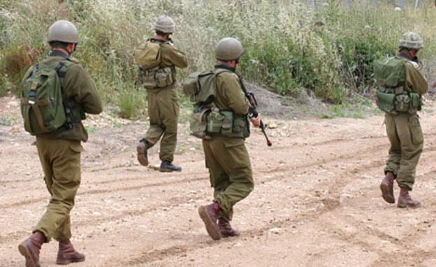 חיילים בשטח, ארכיון (צילום: Pongsak A, Shutterstock)