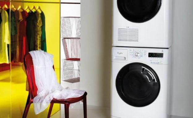 ווירפול מכונת כביסה