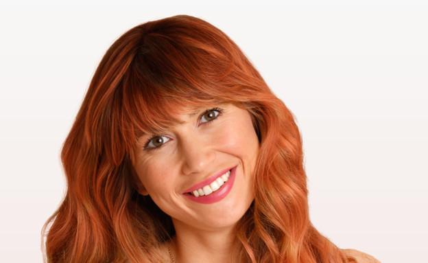 פאולינה אלברשטיין ג'ינגית (צילום: עיבוד מחשב)