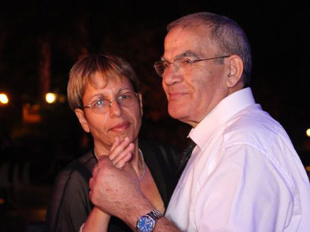 נוח ונורית מעוז - נרצחו בביתם בירושלים (צילום: חדשות 2)