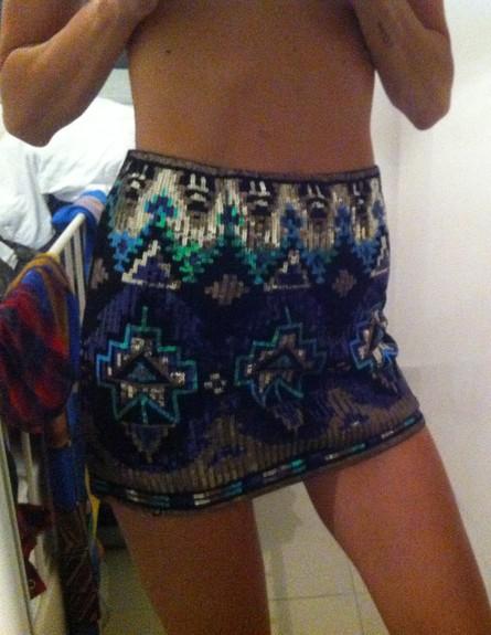 הבלוג של אניה חצאית (צילום: mako)