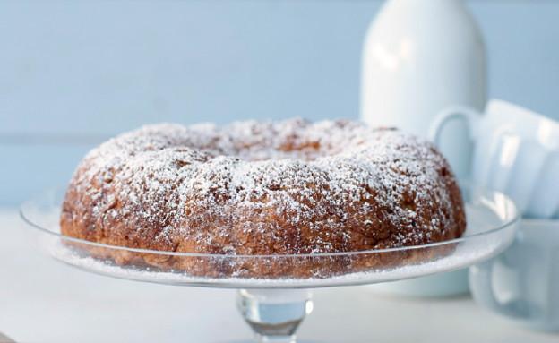 עוגת דבש ללא גלוטן (צילום: עודד מרום, לא חייבים גלוטן, הוצאת פן וידיעות ספרים)