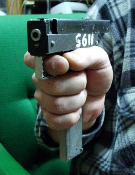רובה מאולתר מדברים שיש בבית