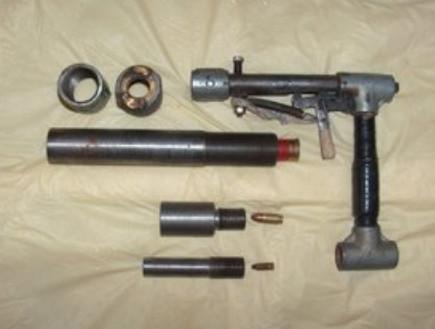 רובה מאולתר מצינורות