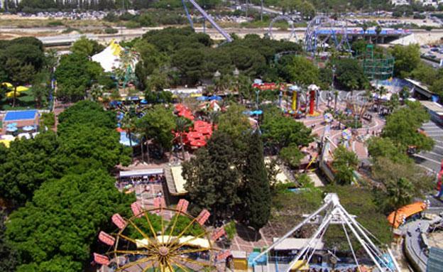"""הלונה פארק בת""""א. ארכיון (צילום: חדשות 2)"""