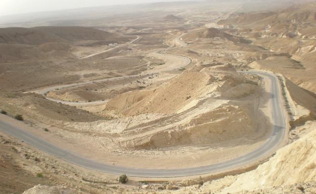 גבול ישראל מצרים (צילום: רובי232)