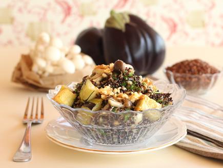 תבשיל קינואה (צילום: אפרת ליכטנשטט, אוכל טוב)