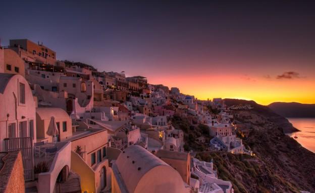 אויה, סנטוריני, יוון (צילום: nikolatotuhov.com)