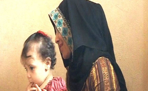 פליטים מסוריה (צילום: חדשות 2)