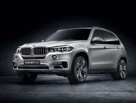 יוקרה היברידית - BMW X5
