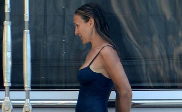 שרה ג'סיקה פרקר בבגד ים