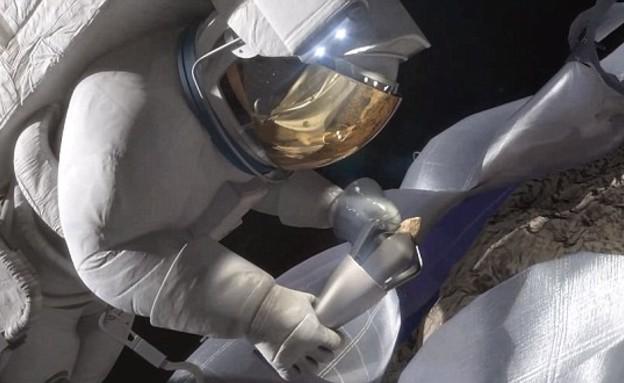 כך נאסא מתכננת לתפוס אסטרואיד