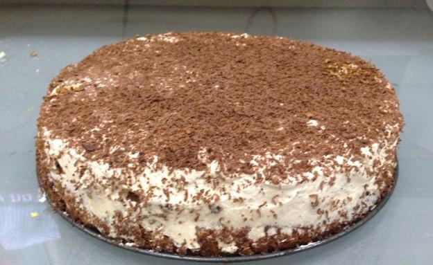 עוגת המלימוקה של מלי עזר שהטריפה את ארז (צילום: אסי עזר, קשת)