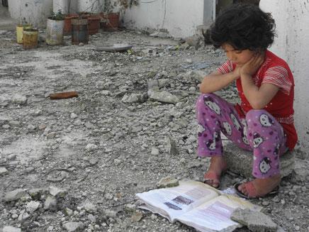 מתקפה כימית בסוריה. ארכיון (צילום: רויטרס)