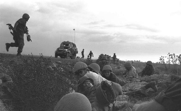 מלחמת יום כיפור (צילום: Getty Images, GettyImages IL)
