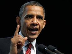 הנשיא אובמה הורה לפרסם מסמך שמוכיח שימוש בנשק כימי (צילום: רויטרס)