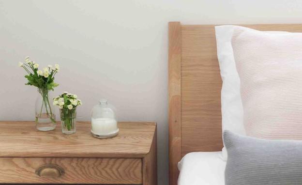 גלי צוק חדש, חדר שינה שידה (צילום: טטיאנה פאוטוב)