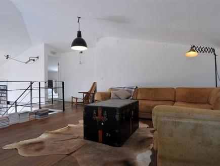 אדריכלות כנרת צידון עיצוב פנים תמי שמעוני  הבית הרגשי, פינת ישיבה
