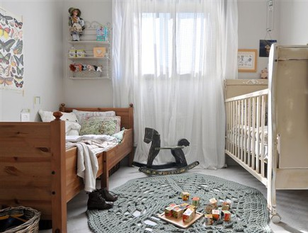 הבית הרגשי, חדר ילדים, עיצוב מעיין אשכנזי