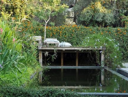 הבית הרגשי, צמחייה, אדריכלות רנה דוקטור